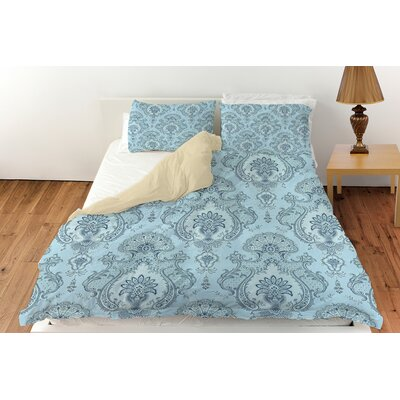 Damask Pattern Duvet Cover Collection