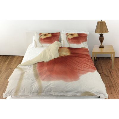 Mystic Poppy 2 Duvet Cover Collection