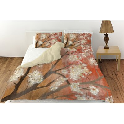 Mandarin Mist 1 Duvet Cover Collection