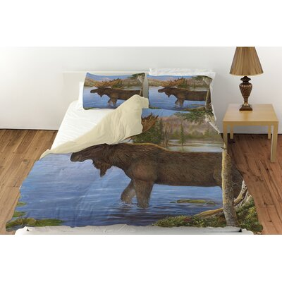 Majestic Moose Duvet Cover Collection