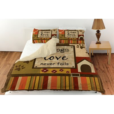 Love Never Fails Duvet Cover Collection