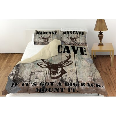 Mancave II Duvet Cover Collection