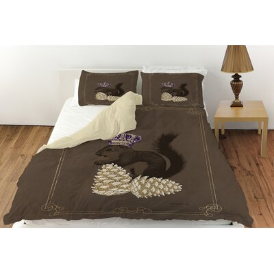 Luxury Lodge Squirrel Duvet Cover Collection