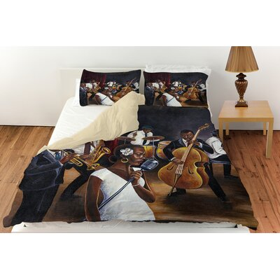 Jazz Affair Duvet Cover Collection