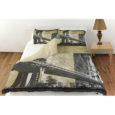 Metropolitan Collage 2 Duvet Cover Collection