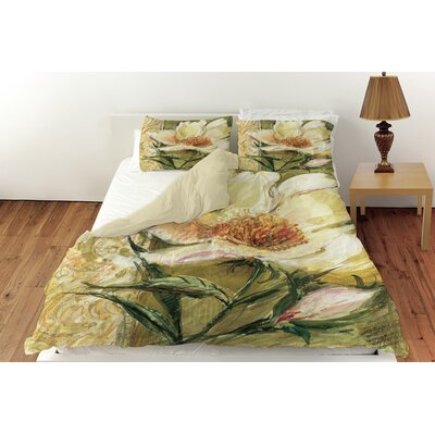 Sketchbook Floral Duvet Cover Collection