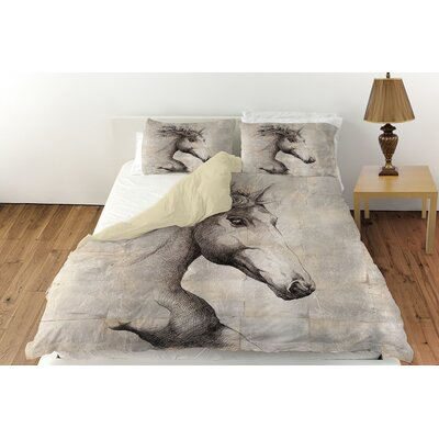 Run with the Wind Duvet Cover Collection
