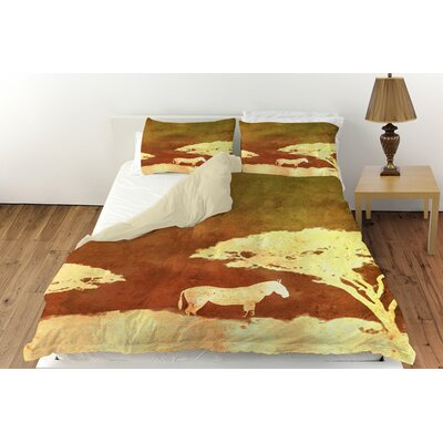 Safari Sunrise 3 Duvet Cover Collection
