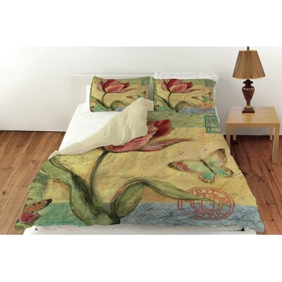 Loretta Tulip Duvet Cover Collection