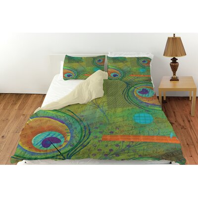 Peacock Pattern 2 Duvet Cover Collection