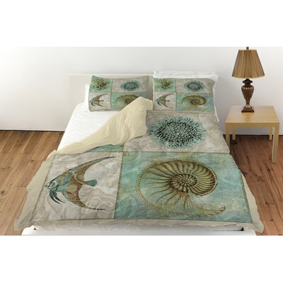 Sea Life 2 Duvet Cover Collection