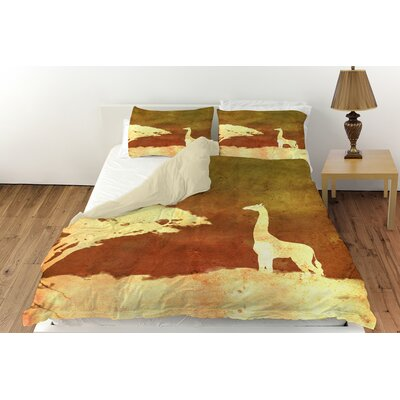 Safari Sunrise 4 Duvet Cover Collection