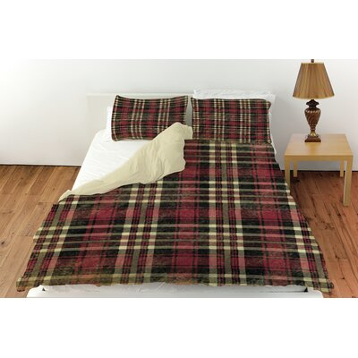 Plaid Duvet Cover Collection