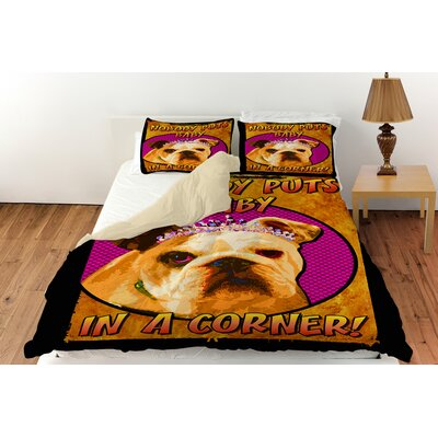 Sassys Dog Baby Duvet Cover Collection