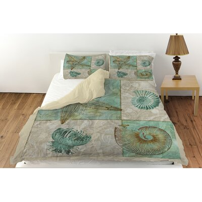 Sea Life 1 Duvet Cover Collection