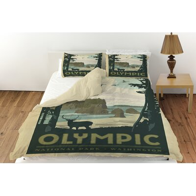 Olympic Duvet Cover Collection