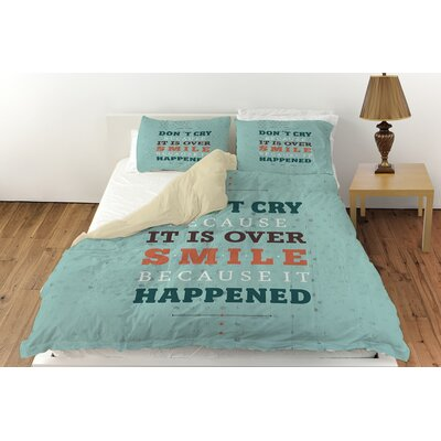 Smile at Past Duvet Cover Collection
