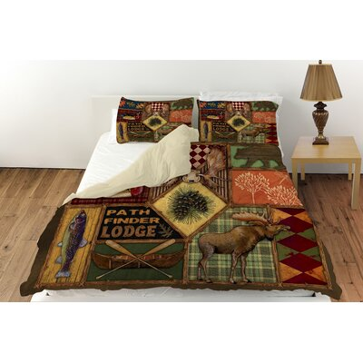 Pathfinder Duvet Cover Collection