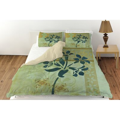 Collage Blossoms Duvet Cover Collection