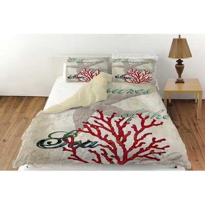 Treasures of the Sea Duvet Cover Collection