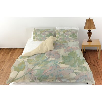 Summer Vine 1 Duvet Cover Collection