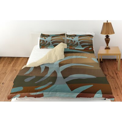 Tropical Leaf 4 Duvet Cover Collection