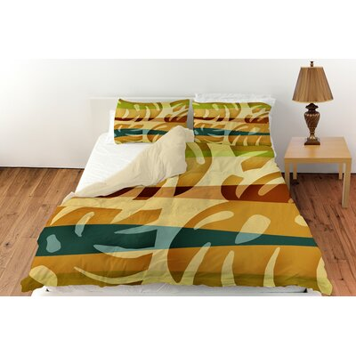 Tropical Leaf 1 Duvet Cover Collection