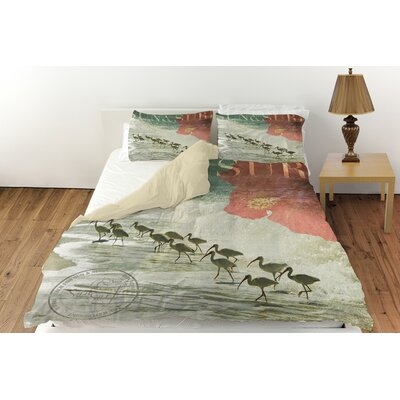 Sun and Surf Duvet Cover Collection