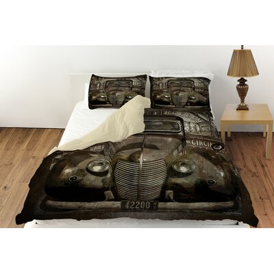 Old New York Duvet Cover Collection