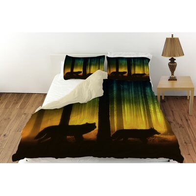 Tracking Wolves Duvet Cover Collection