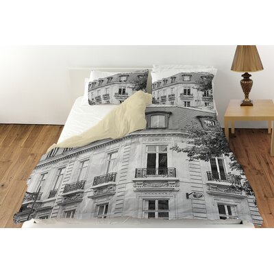 A Travers Paris II Duvet Cover Collection