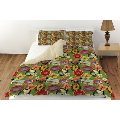 Aloha Duvet Cover Collection