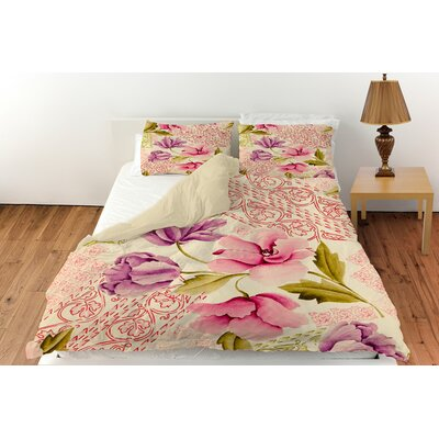 Tulips and Lace Duvet Cover Collection