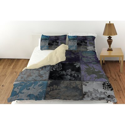Velvet Patch Duvet Cover Collection