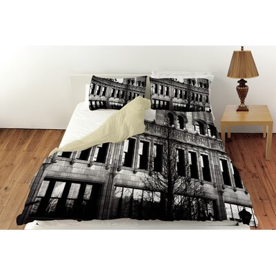 Urban Fa�ade Duvet Cover Collection