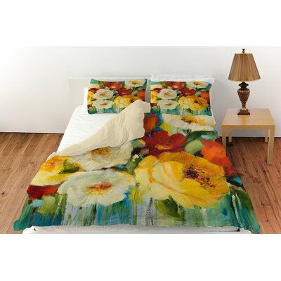 Flower Power 1 Duvet Cover Collection