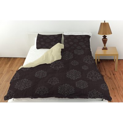 Flowing Medallion Duvet Cover Collection