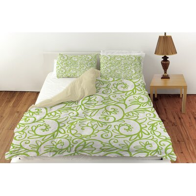 Funky Florals Swirl Duvet Cover Collection