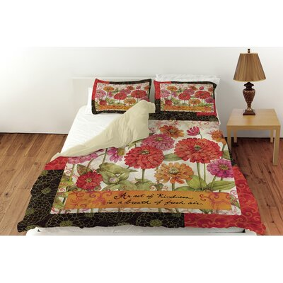 Zinnia Duvet Cover Collection