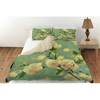 Vintage Botanicals 4 Duvet Cover Collection