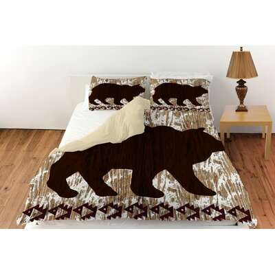 Wilderness Bear Duvet Cover Collection