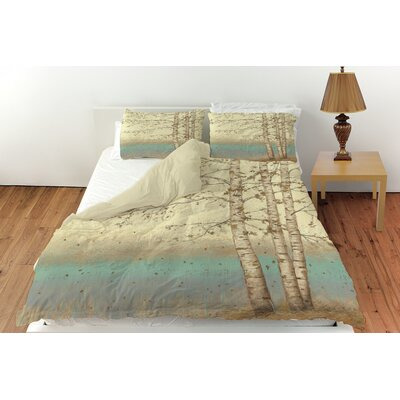 Golden Birch 1 Duvet Cover Collection