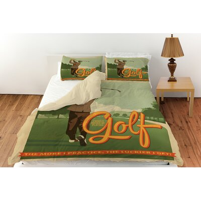 Golf Bad Day Duvet Cover Collection