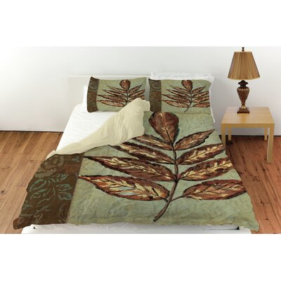 Golden Leaf 2 Duvet Cover Collection