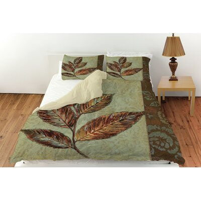 Golden Leaf 1 Duvet Cover Collection