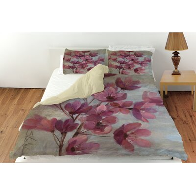 April Blooms 2 Duvet Cover Collection