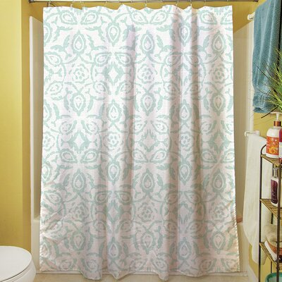Flowing Damask II Shower Curtain