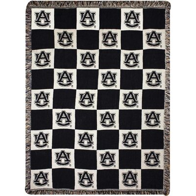 Auburn University 2 Layer Cotton Throw