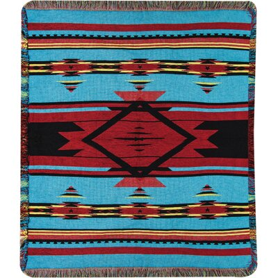 Flame Bright Tapestry Throw