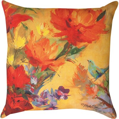 Marthas Choice Knife Edge Throw Pillow